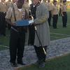 Robert E. Lee awards at Seguin High School JNROTC